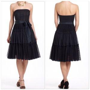 Moulinette Soeurs Ypres Tulle Strapless Dress